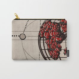 Vintage Planet Carry-All Pouch