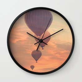 Taste of Freedom Wall Clock