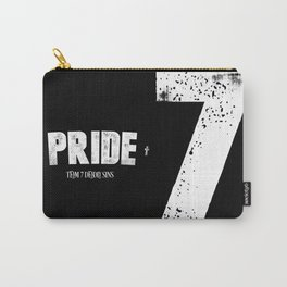 7 Deadly sins - Pride Carry-All Pouch