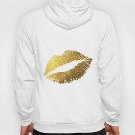Gold Lips Hoody