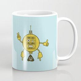 Emojibot Coffee Mug