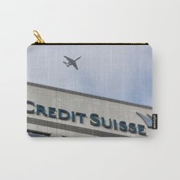 Credit Suisse Cabot Square  Carry-All Pouch