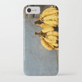 Banana Street iPhone Case
