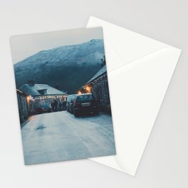 The Little Village Of Luss Stationery Cards
