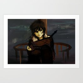 Nico  Art Print