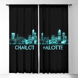 Charlotte Skyline Blackout Curtain