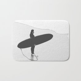 Surfer Bath Mat
