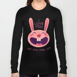 Bunny with love Long Sleeve T-shirt