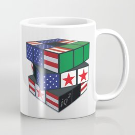 The U.S. Has No Dog In The Fight In Syria Coffee Mug