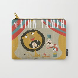 Lion Tamer Carry-All Pouch