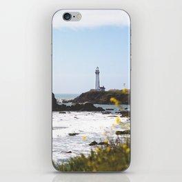 Springtime On The West Coast iPhone Skin