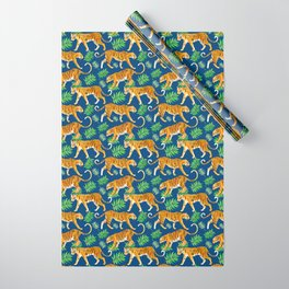 Tiger Trail Wrapping Paper