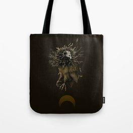 Amber Owl Tote Bag