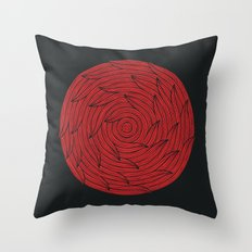 Maelstrom Throw Pillow
