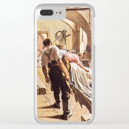 At Tannery Clear iPhone Case