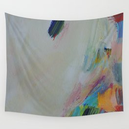 A Beach of a Day Wall Tapestry