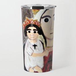 Our Lady of Refuge Travel Mug