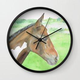 Young Cob Wall Clock