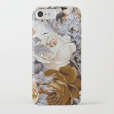 wintery oral iPhone 7 Slim Case