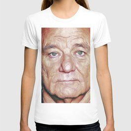 Bill Murray - Painting T-shirt