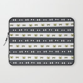 Haikyuu!! Fukurodani Bows Laptop Sleeve