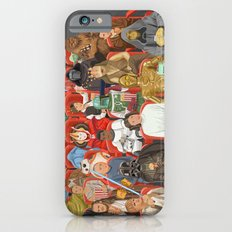 Strarwars at the movies iPhone 6 Slim Case