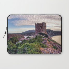 Tower of Porticciolo Laptop Sleeve