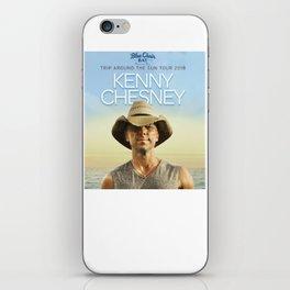 KENNY CHESNEY iPhone Skin