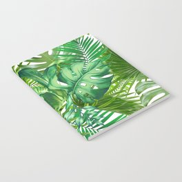 green tropic Notebook