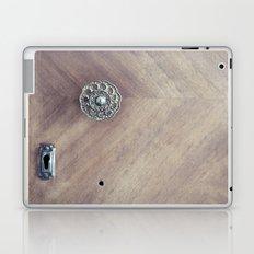 under lock and key... Laptop & iPad Skin