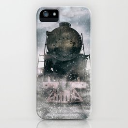 When the winter comes iPhone Case