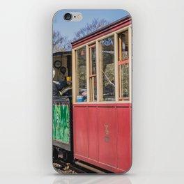 The Snowdonian iPhone Skin