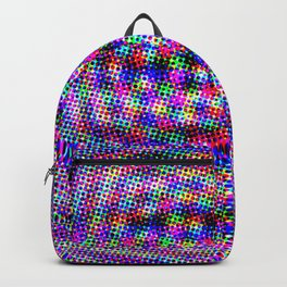Violet Rays III Backpack