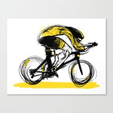 The Time Trial Canvas Print