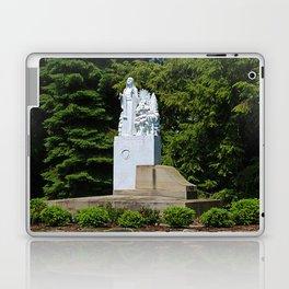 Lourdes University- Our Lady of Sylvania in the Spring (horizontal) Laptop & iPad Skin