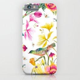 Bold Summer Print iPhone Case