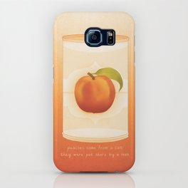 Peaches iPhone Case