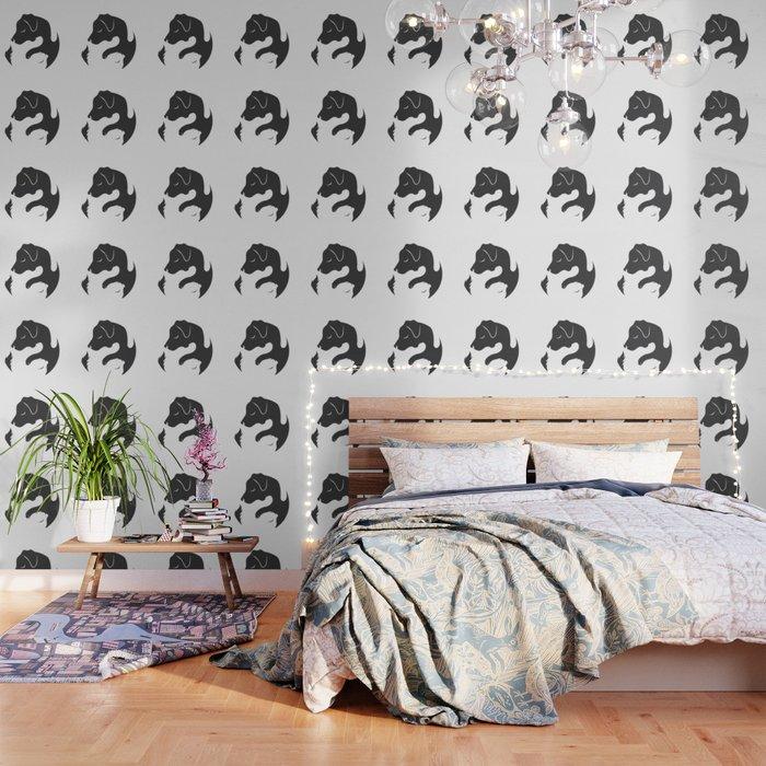 Yin Yang Dog Cat Couple Matching Cartoon Shirt Men Womens Wallpaper By Born Design