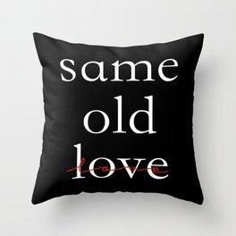Same 1 Throw Pillow