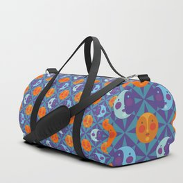 The Sun and the Moon Duffle Bag