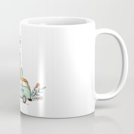 Hippie I Love Adventure  Coffee Mug