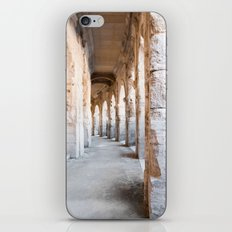 Roman Amphitheatre Arches in Arles. iPhone & iPod Skin