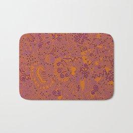 Purple Pizzazz, Part 3 Bath Mat