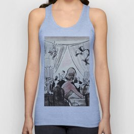 A Evening Out Unisex Tank Top