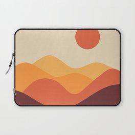 Geometric Landscape 21 Laptop Sleeve