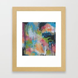 Oh What a day Framed Art Print