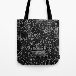 koznoz jungle Tote Bag