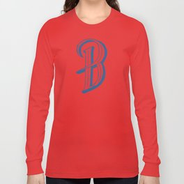 The Letter B (II) Long Sleeve T-shirt