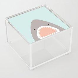 shark attack Acrylic Box