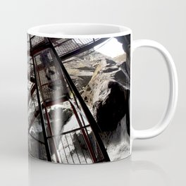 Box Canyon Falls - View from the Bottom of the Crevasse Coffee Mug
